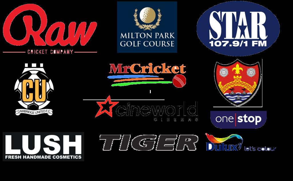 2014 raffle sponsors